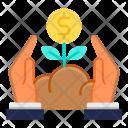 Capital Finance Money Icon