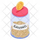 Saving Money Money Bank Saving Account Icon