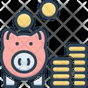 Money Savings Money Savings Icon