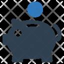 Investment Money Deposit Icon