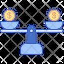 Money Scale Icon