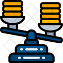 Money Scales Icon