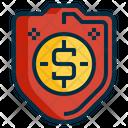 Insurance Shield Guard Icon