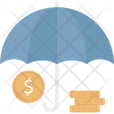 Money Security Business Insurance Icon