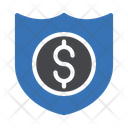 Money Security Finance Security Shield Icon