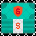 Money Stack Finance Icon