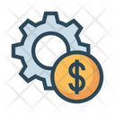 Money Setting Icon