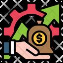 Money Setting Icon