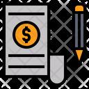 Money Sheet Icon