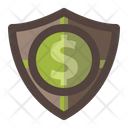Shield Money Secure Icon