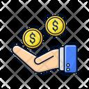 Spend Spending Money Icon