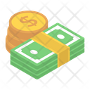 Banknote Money Finance Icon
