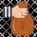 Stolen Cash Money Steal Cash Steal Icon