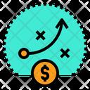 Money Strategy Icon