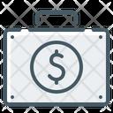 Big Money Case Billion Icon