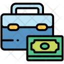 Suitcase Case Chart Icon