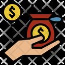 Money supply Icon