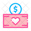 Money Support Icon