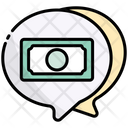 Money Talk Icon