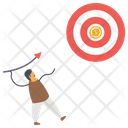 Money Target Icon