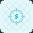 Money Target Icon