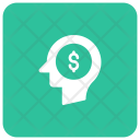 Money thinking Icon