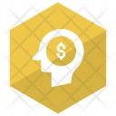 Money thinking Icon