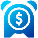 Money Time Finance Global Icon