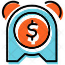 Money Time Plan Presentation Icon