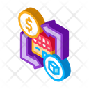 Franchise Business Money Icon