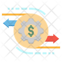 Transaction Credit Money Icon