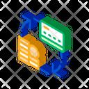 Money Transaction Card Icon