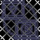 Pc Business Send Icon