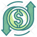 Money Transfer Transfer Currency Icon