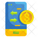 Phone Coin Application Icon