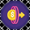 Money Transfer Protal Icon
