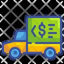 Money truck Icon