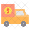 Truck Money Truch Payment Icon