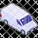 Money Truck Financial Armoured Armoured Van Icon