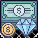 Money Value Icon