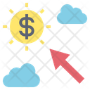 Value Dollar Precious Icon