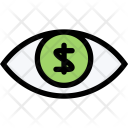 Money Vision Finance Icon