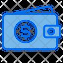 Wallet Money Seo Icon