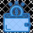 Wallet Money Cash Icon