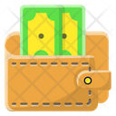 Cash Wallet Wallet Money Wallet Icon