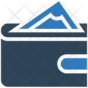 Business Financial Wallet Icon