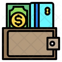 Wallet Money Card Icon