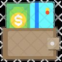 Wallet Money Card Icon