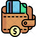 Wallet Money Holder Icon