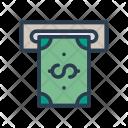 Money Withdraw Icon